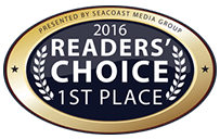 2016 Reader's Choice Award!
